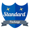 Metrolocal Media logo standard package