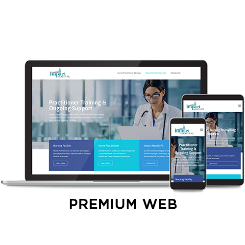metrolocal media premium business website design