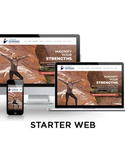 metrolocal media starter website design