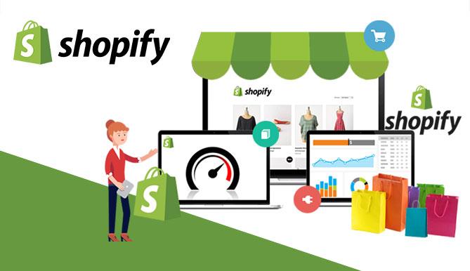eCommerce Design Shopify